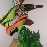 sepatu bola Nike hypervenom phelon III AG Pro size 44 kondisi mulus