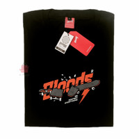 Kaos Baju Tshirt Distro Bloods Murah Skate