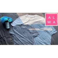 T-Shirt Banana Republic Quick Dry Notch Neck - Kaos Pria Original