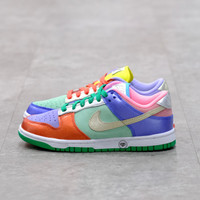 Nike Dunk Low Sunset Pulse (W) 100% Authentic - 38