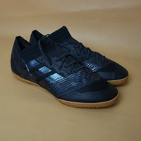 Sepatu Futsal Adidas Nemeziz Tango 17.3 Black Original BNIB