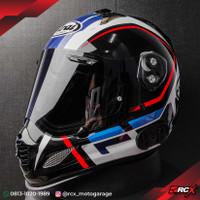 Helm second Arai Tourcross 3 Departure Blue size XL