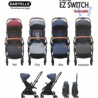 Stroller Kereta Bayi H7Skb2440 Elle Ez Switch Baru Sarasproject