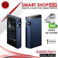 Astell&Kern AK Kann Alpha High Quality Digital Audio Player - Biru