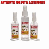 ANTIBACT Antiseptik antiseptic desinfektan kandang reptile hewan kura