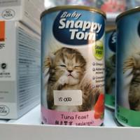 snappy tom baby tuna feast 150 gram