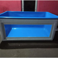 Bak Ikan Fiber Kaca uk.150x100x70cm