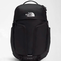 The North Face Surge 2021 Backpack - Hitam
