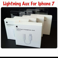jack Adaptor lightning Aux to jack iphone 7/8/X/Xr kabel Audio jack