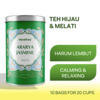 ARARYA JASMINE | Big Tin | Haveltea | Teh Melati | Green Tea Jasmine