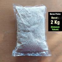 [2KG] Beras Lokal Karawang Nasi Pulen Fresh Baru Panen