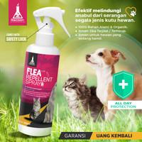 Spray Anti Kutu Hewan Anjing & Kucing Flea Repellent Spray RACOON