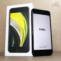 Iphone SE 2020 64gb Black Full Original - iBox