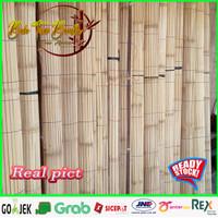 Tirai bambu ATI Size L.1.5m x T.2m