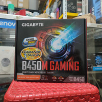 Gigabyte Motherboard AMD B450M Gaming