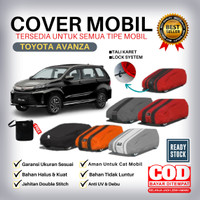 Body Cover Sarung Mobil All New Avanza Veloz Selimut Tutup Mantel - POLOS, FOTO NO.10