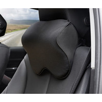 Bantal Kepala Leher Jok Kursi Mobil Gentleman Design & Premium Quality