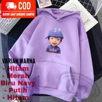 Jaket anak Sweter anak Hoodie anak/Boboiboy Galaxy/Switer Anak Panda
