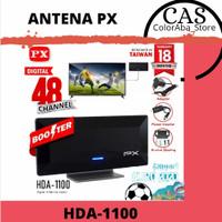 Antena TV Digital Analog PX HDA-1100 | kabel + Booster indoor HDA-1100