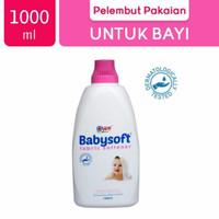 yuri babysoft fabric softener 1000ml