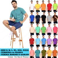 Kaos polo / kaos kerah / baju polo / polo shirt harga promo - Kuning kenari, S
