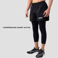 Compression short active 2.0