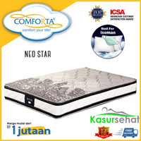 Comforta Kasur Springbed Super Star / Neo Star - Kasur Saja 180x200