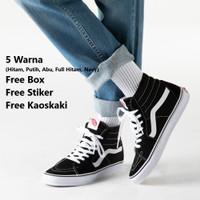 Sepatu Vans Sk8 Hitam Premium Quality
