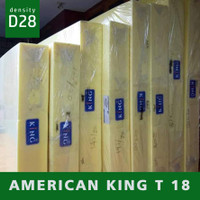 American T18 Kasur Busa King d28 [KHUSUS MALANG]