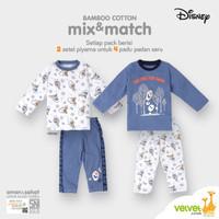 Bamboo Cotton Mix & Match Disney Original Frozen I Boy Series