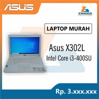 Laptop Asus Cor i3-4005u Ram 4gb Hdd 500gb Vga Intel Hd X302la