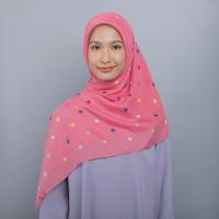 Zoya Devinka Scarf - Hijab Kerudung Segi Empat