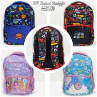 Smiggle Senior Backpack / Tas Ransel Smiggle New Motif Ukuran SD