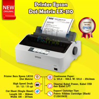 EPSON Printer Dot Matrix LX-310 LX310 LX 310 New Original