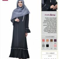 Rabbani Dresslim Bersa Gamis Baju Muslim Wanita Dewasa