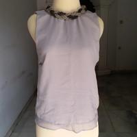 Baju atasan wanita tanpa lengan harga nego