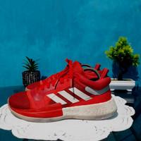 Sepatu sneakers running basket adidas marque boost ori size 42