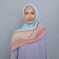 Zoya Sausan Scarf - Hijab kerudung Segi Empat