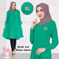 09040 09043 09046 Baju Atasan Wanita Muslim Tunik JUMBO MYBERRY