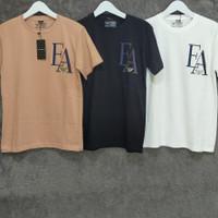 Kaos pria Armani exchange premium bahan catton quality import
