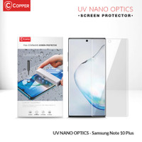 Samsung Galaxy Note 10 Plus - COPPER Nano UV Glue Tempered Glass