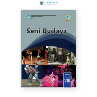 Buku Seni Budaya SBK SMP Kelas 8 Kurikulum 2013 Revisi 2017/2018 Buku