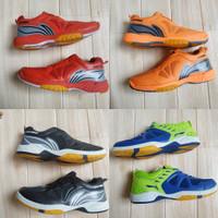 sepatu sport badminton sneakers olahraga pria