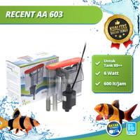Hanging Filter Gantung Hang on Aquarium Aquascape RECENT AA603 AA 603