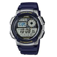 Casio AE-1000W-2AVDF Jam tangan pria digital