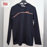 FILA : Baju Olahraga Lengan Panjang - PL IMPORT