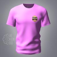 Aikendo T-Shirt - Serial Custom ^ Scout Logo