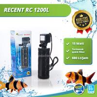 Internal Filter Air Aquarium Aquascape RECENT RC 1200L 1200 L