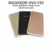 BACKDOOR BACKCOVER TUTUP BELAKANG CASING VIVO Y53 ORIGINAL - KESING