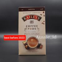 Baileys Mocha Nespresso Coffee Capsule kopi kapsul isi 10